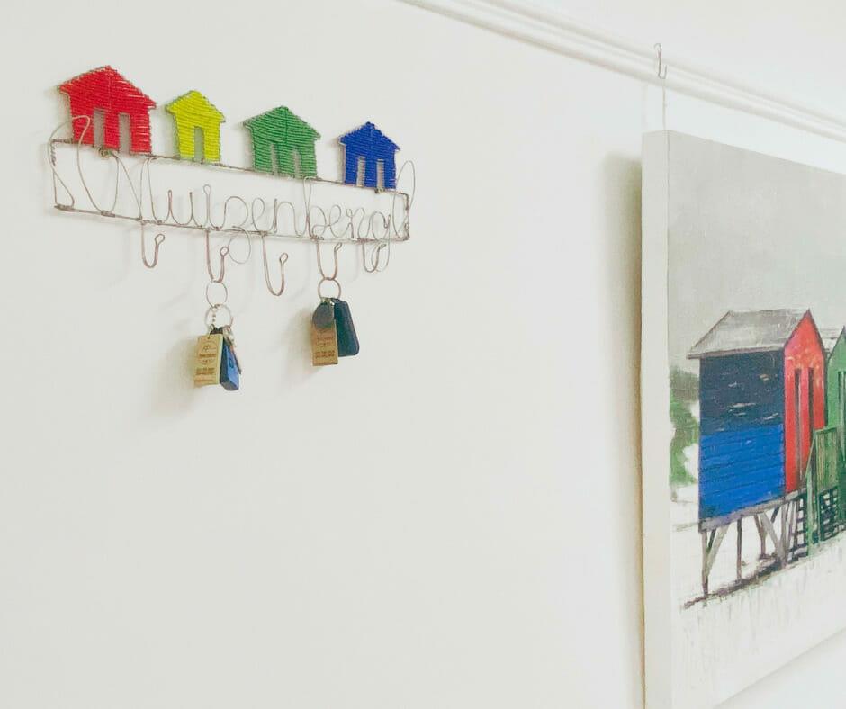 Key / Towel Rail Holder (by Fezeni)